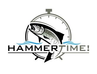 Hammertime! logo design winner