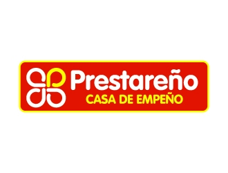 Prestareño  CASA DE EMPEÑO logo design