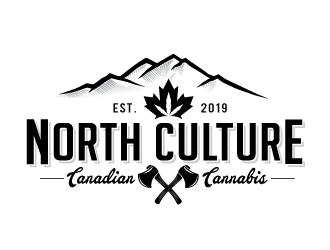 North Culture logo design
