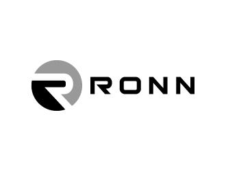 RONN logo design