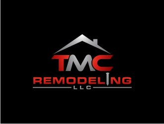 TMC Remodeling LLC logo design