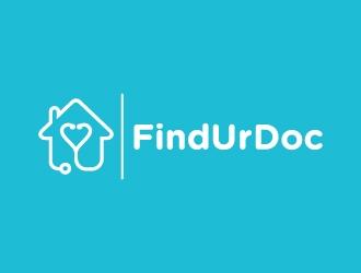 FindURdoc logo design