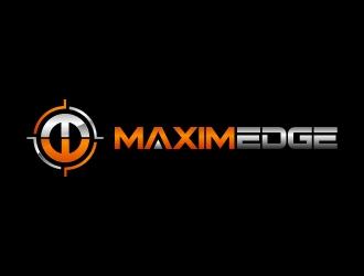Maxim Edge logo design