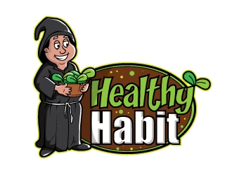 Healthy Habit logo design