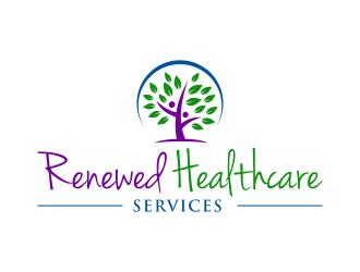 Renewed Healthcare Services logo design