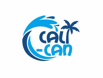 CALI-CAN logo design