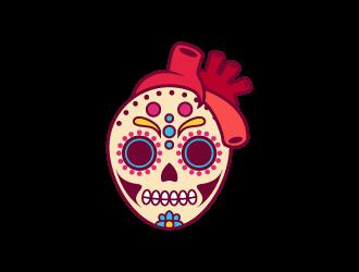 Mexican love logo design