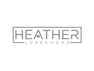 Heather Loves Home logo design by agil