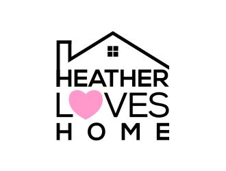 Heather Loves Home logo design by cintoko
