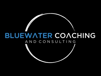 Bluewater Coaching and Consulting logo design
