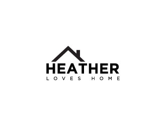 Heather Loves Home logo design by pradikas31