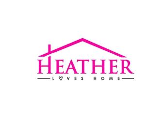 Heather Loves Home logo design by art-design