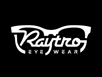 Raytro logo design