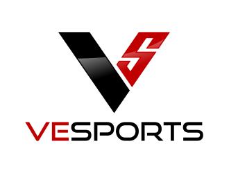Vesports logo design