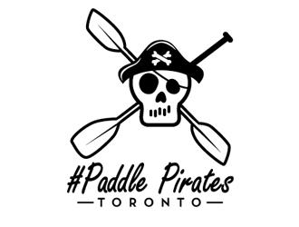 Paddle Pirate Toronto logo design winner