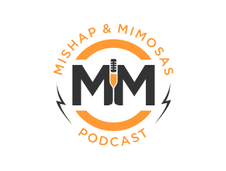 Mishap & Mimosas  logo design