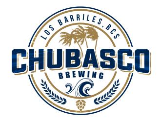 Chubasko logo design