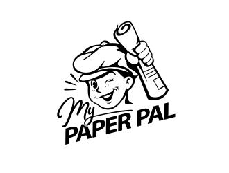 My Paper Pal logo design