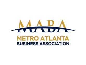 Metro Atlanta Business Association logo design