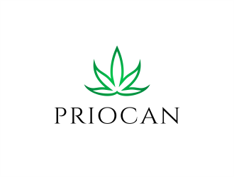 priocan logo design