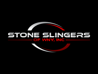 Stone Slingers of WNY, Inc.  logo design