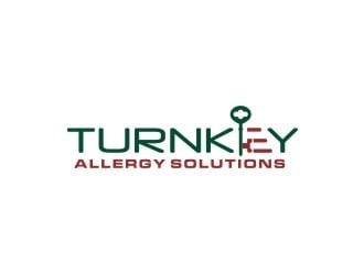 Turnkey Allergy Solutions logo design