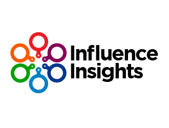 Influence Insights logo design