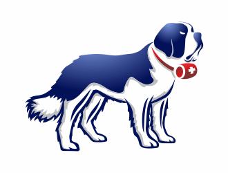 Saint Bernard logo design