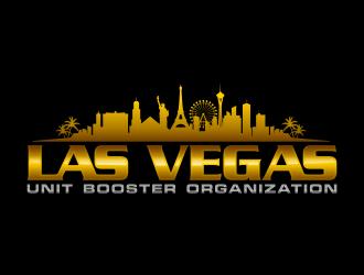 Las Vegas Unit Booster Organization logo design by Realistis