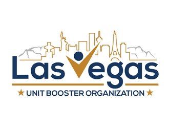 Las Vegas Unit Booster Organization logo design by MAXR