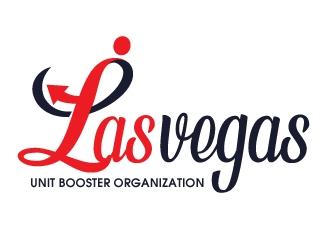 Las Vegas Unit Booster Organization logo design by Suvendu