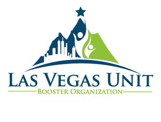Las Vegas Unit Booster Organization logo design by bloomgirrl