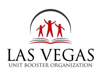 Las Vegas Unit Booster Organization logo design by jetzu