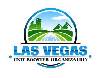 Las Vegas Unit Booster Organization logo design by Arrs