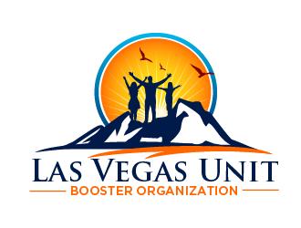 Las Vegas Unit Booster Organization logo design by THOR