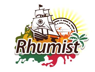 Rhumist logo design