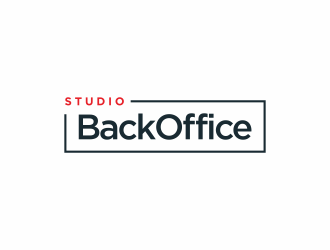 Studio BackOffice logo design