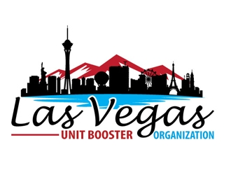 Las Vegas Unit Booster Organization logo design by gogo