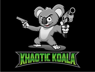 Khaotic Koala logo design
