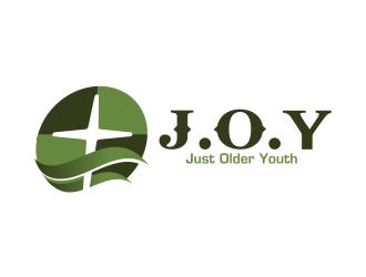 J.O.Y. logo design winner