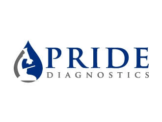 Pride Diagnostics logo design