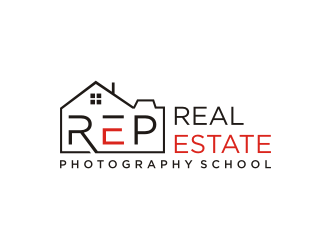 Real Estate Photography School logo design winner