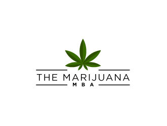 The Marijuana MBA logo design