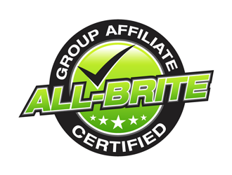 All-Brite Group Affiliate Certified logo design