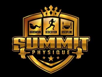 Summit Physique logo design winner