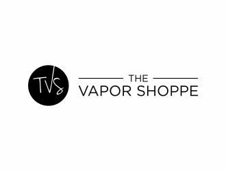 The Vapor Shoppe logo design winner