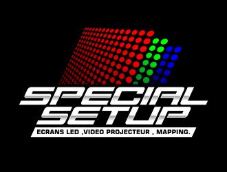 SPECIAL SETUP  logo design