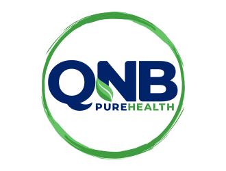 QNB Pure Health logo design winner