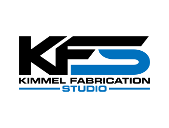 Kimmel Fabrication Studio logo design winner