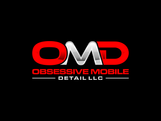 Obsessive Mobile Detail LLC logo design